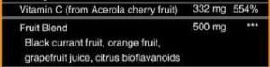 Food Vitamin C 1